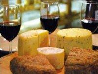 Cata de vino y quesos