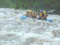 Retos de rafting
