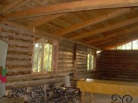 interior of cabins