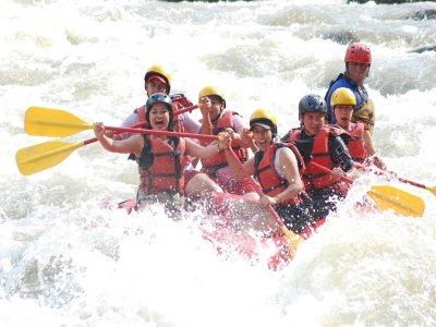 Multi-adventure camp in Veracruz