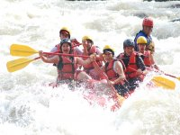 Maximum fun with rafting