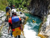 our canyoneering team