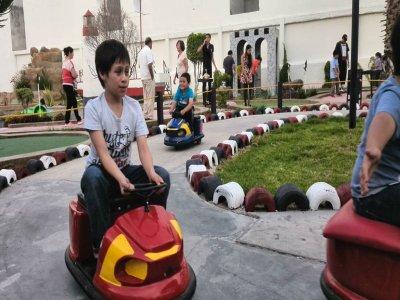 Mini Karts en Puebla para niños