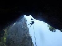 Rappel y descensos