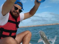 Pesca deportiva en Campeche
