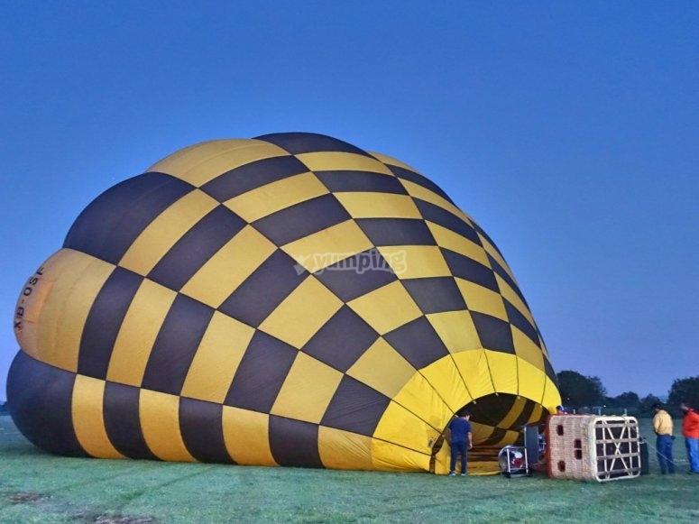 nuestro globo