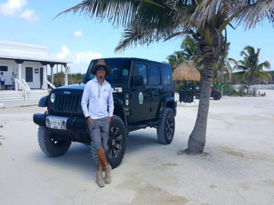 Private Jeep Tour + Snorkelling at Beach + Lunch