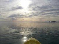 Kayak en BCS