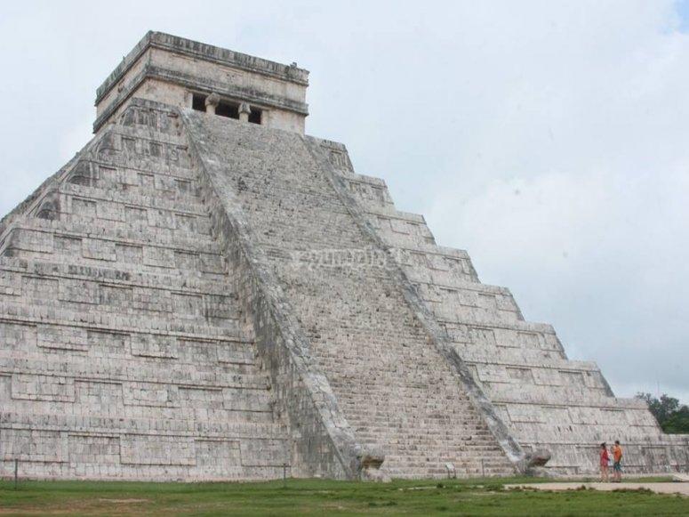 We love Chichen Itzá