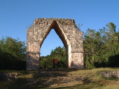 Tour in Uxmal + Kahman within a Day