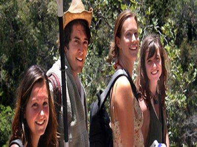 San Blas Eco Tours Caminata