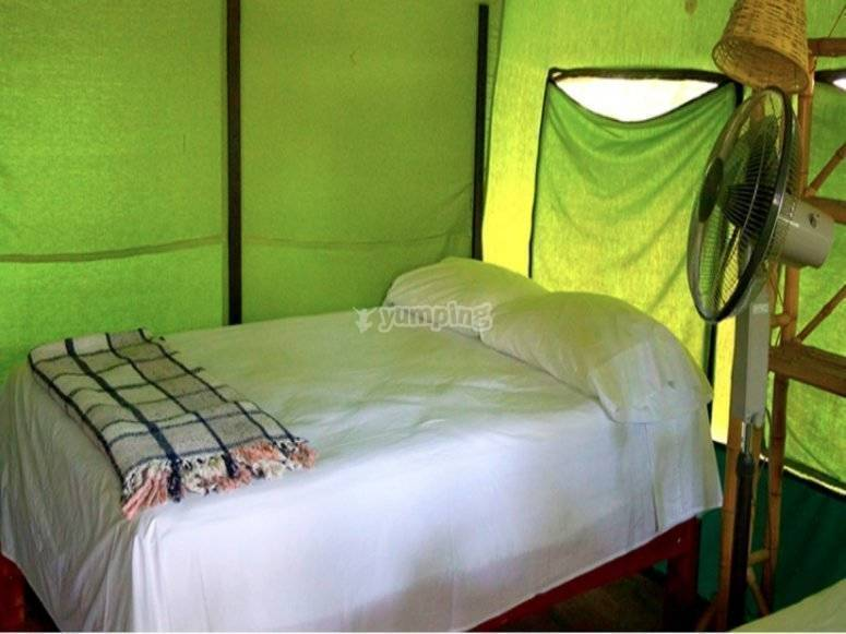 cabanas de descanso