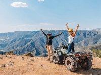 Rappel in Huasca