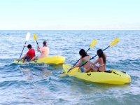 Paseos en kayak