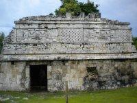 Ruins in Chichen Itzá