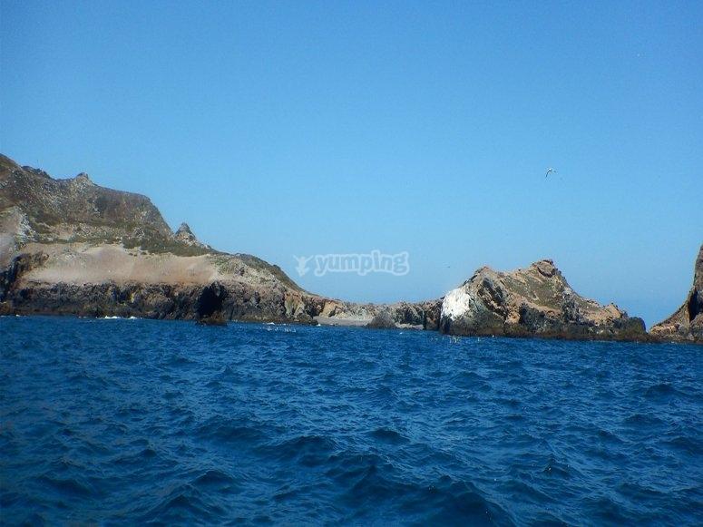 Isla Todos Santos