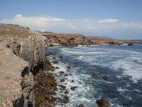 Tour en barco a Isla Todos Santos en Ensenada 9 hr