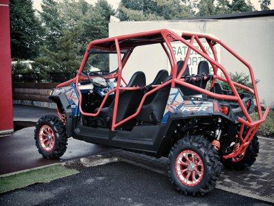 Alquiler de buggy en Sierra Gorda 4 personas