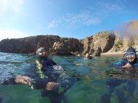 Kayak, Snorkel and Fishing in Baja California