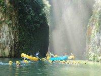 4h Whitewater Rafting in Pescados River, Veracruz