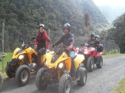 Rutas en cuatrimoto por San Joaquín 4 horas