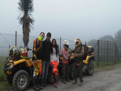 8h Four-wheel Drive Tour in Bucareli