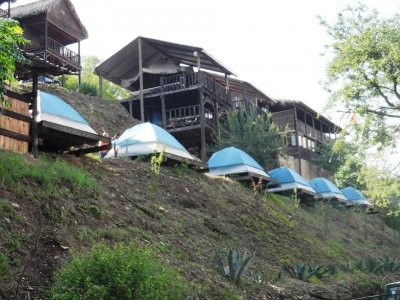 Ecoaventuras Montañas de Santiago Campamentos Multiaventura