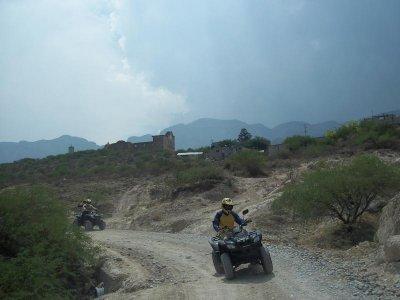 Quad route in El Doctor