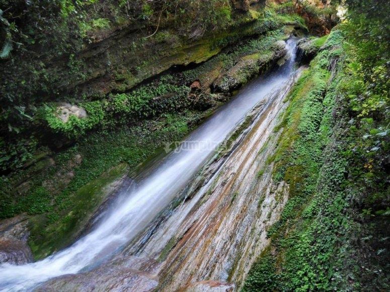 Cascada Maravillas