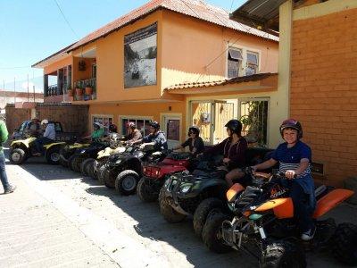 Quad tour in Querétaro