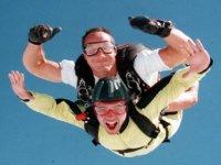 Skydiving Emotions
