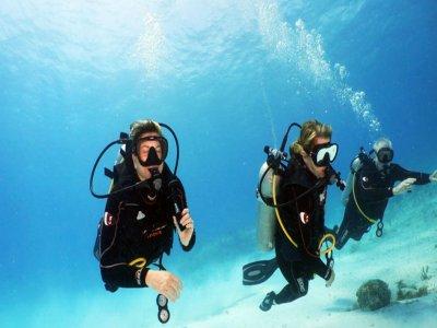 Certificado Open Water Diver en Playa del Carmen