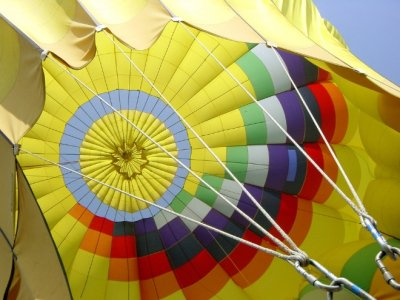 Outdoors Vuelo en Globo