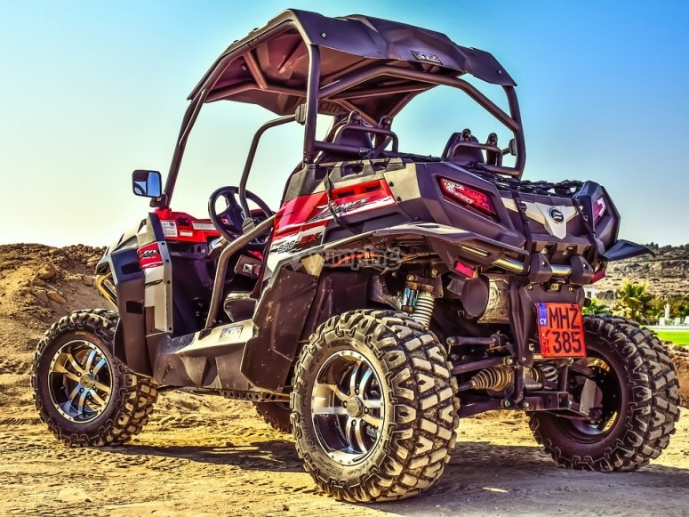 Two seat RZR
