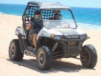 Camino por las dunas de Playa Migriño