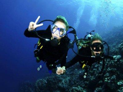 PADI Advanced Diving Course 30m Riviera Maya