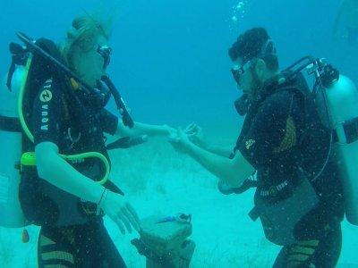 Refresher Program Scuba Diving Riviera Maya