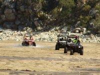 Diversión por la playa en tu buggy