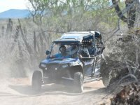 Adrenalina en medio del desierto