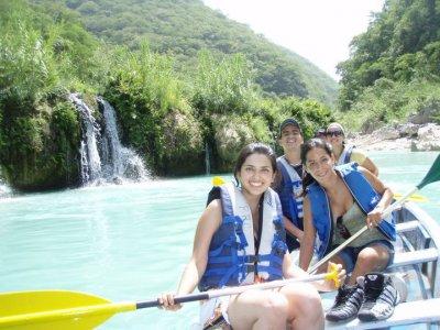 Paraíso Huasteco Canoas