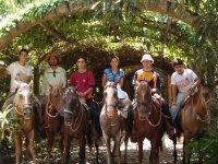 Horseback riding groups