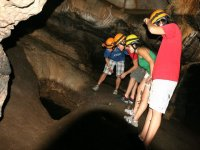 Live the adventure in caves