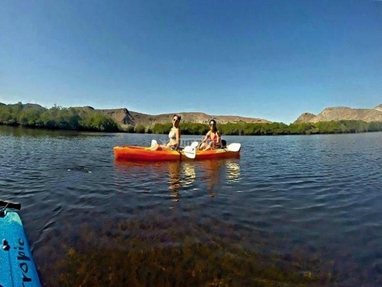 Kayak tours 2