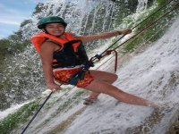 Paradise with rappel