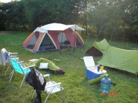 Camps in nature