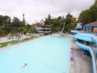 Balneario Agua Azul