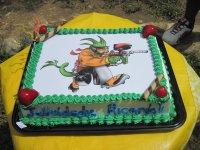 Birthday Cake Gotcha Chiapas
