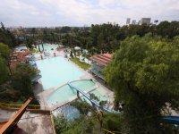 El parque acuatico