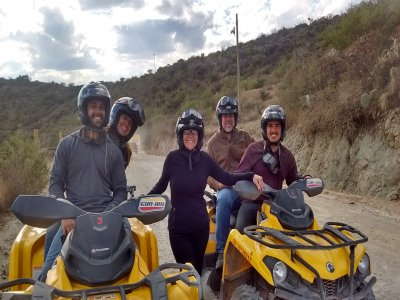 Quad bike rental in Guanajuato for 4 hours