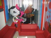 Sala de musica para los peques